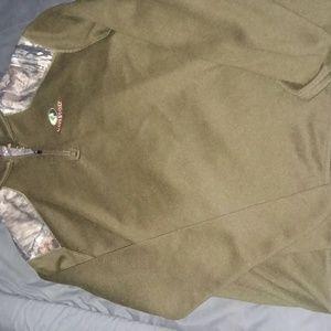 Mossy oak sweater